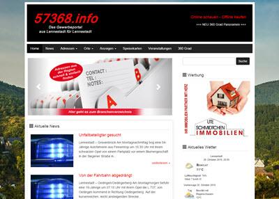 57368.info – Das gewerbeportal aus Lennestadt für Lennestadt